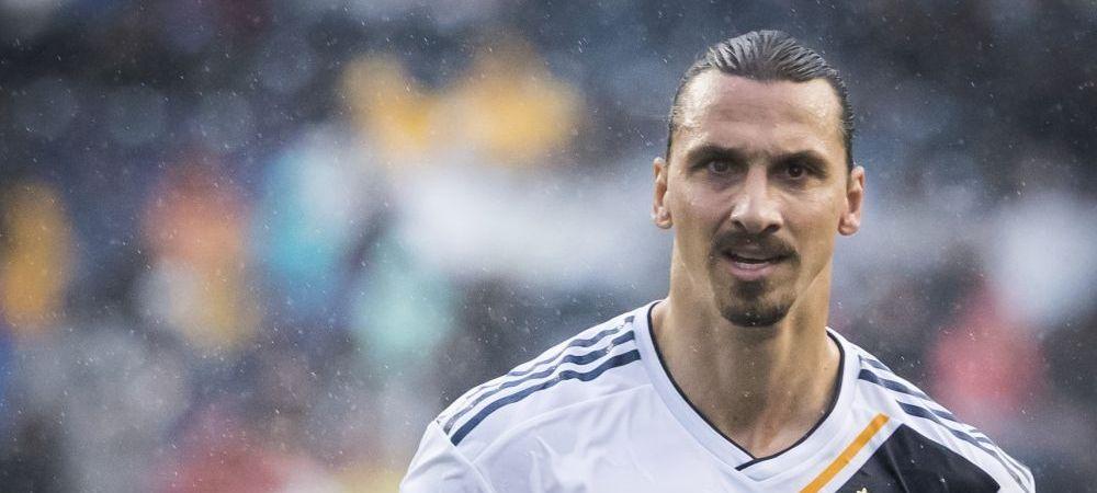 """Zlatan Ibrahimovic a dat RASPUNSUL FINAL! """"Sunt in pline negocieri!"""" Ce spune despre eventualul transfer la United sau AC Milan"""