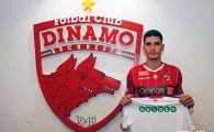 OFICIAL | Dinamo a prezentat inca un jucator adus de Rednic! Fotbalistul adus inaintea derbyului cu FCSB