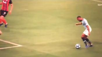 """""""Cel mai rusinos penalty din istoria fotbalului"""" 11 metri incredibil primit de City cu Sahtior. Cum a putut sa simuleze Sterling: VIDEO"""