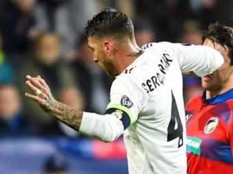 "Sergio Ramos a reactionat dupa ce l-a umplut de sange pe Havel de la Viktoria Plzen! ""Fotbalul te invata lucruri!"" Mesajul transmis de spaniol"