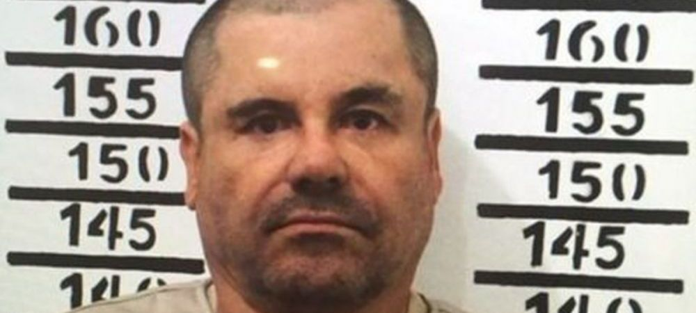 Ce a cerut El Chapo in sala de judecata cand si-a vazut sotia. Judecatorul a ramas masca!