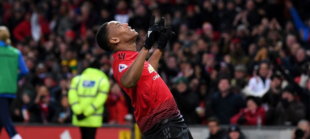 Manchester United e gata sa dea BANI GREI pentru a-l pastra! Oferta COLOSALA pentru ca Martial sa ramana in Premier League