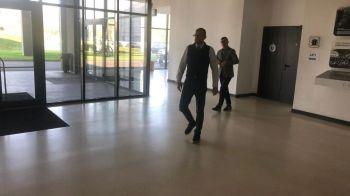 Prima zi pentru Lobont la Universitatea Cluj! Ce a facut fostul portar astazi la club! FOTO & VIDEO