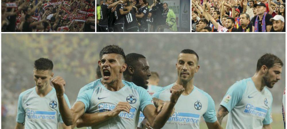 DINAMO - FCSB | Lotul lui FCSB valoreaza de DOUA ori mai mult decat al dinamovistilor! 5 lucruri despre DERBY de Romania