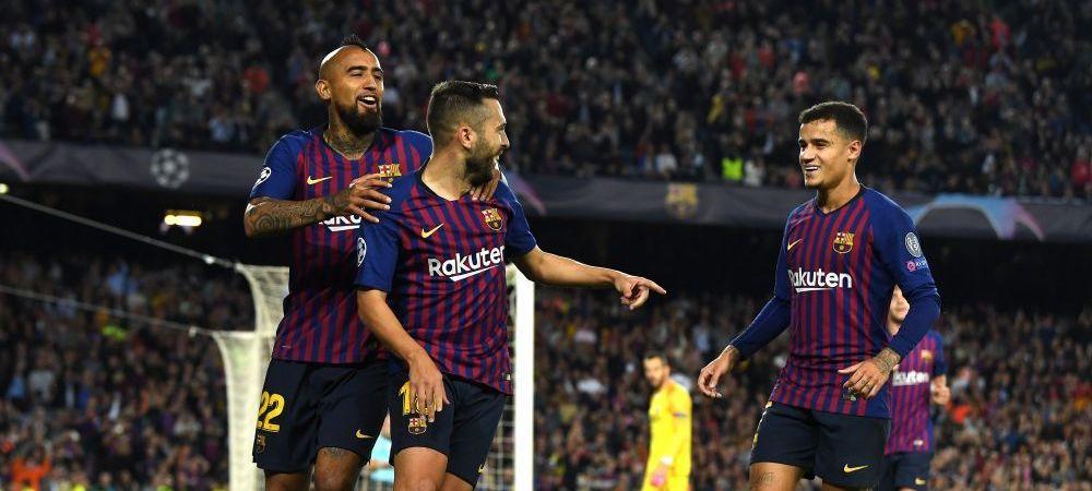 Pierdere importanta pentru Barcelona! S-a accidentat si va lipsi de pe teren trei saptamani