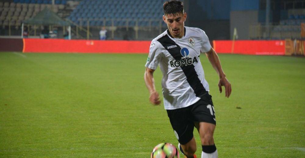 INTERVIU // Iulian Cristea, fundasul perfect pentru FCSB? A facut meciul sezonului contra lui Mitrita si Koljic si tine cu Steaua la derby!