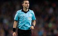 Doar Ronaldo a primit o nota mai mare! IMPRESIONANT | Ce au scris englezii despre Hategan dupa Juventus - Manchester: romanul nici macar nu ar fi trebuit sa arbitreze