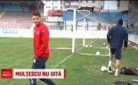 Alibec, pe urmele lui Budescu! Atacantul a venit cu un sac de mingi doar pentru el: ce a facut la ultimul antrenament | VIDEO