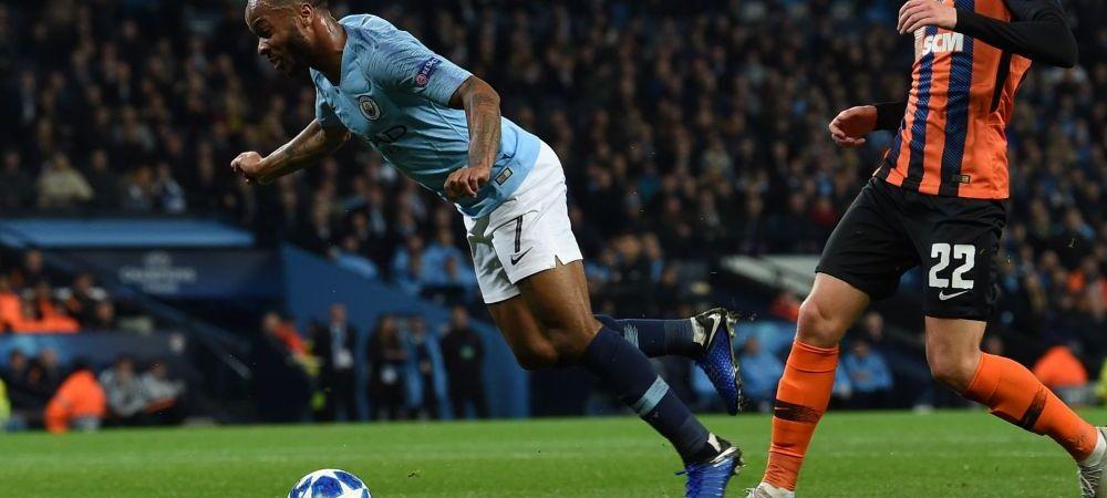 Penalty-ul FANTOMA primit de Sterling produce REVOLUTIE in fotbal! Decizie de URGENTA luata de UEFA