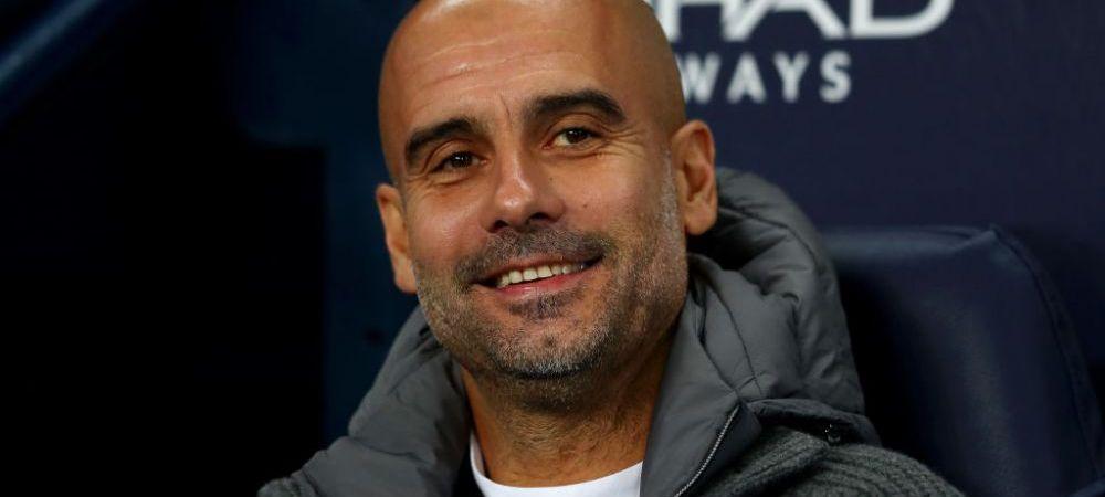 """Un star din fotbalul mondial a acordat declaratia momentului! """"Sa lucrezi cu Guardiola e mai bine decat sa faci sex"""""""
