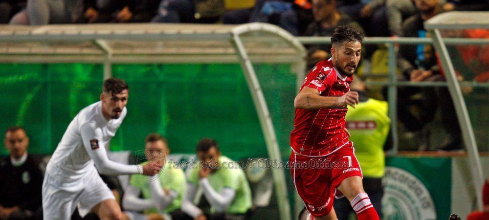 """Surpriza URIASA: unde poate ajunge Grozav dupa ce a fost dat afara de Dinamo: """"Are contractul pregatit!"""""""