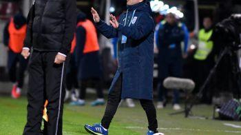 "U CRAIOVA - SEPSI 1-1   Mangia a izbucnit dupa partida: ""Trebuie sa fim mai mult RESPECTATI! Nu imi place cand arbitru e protagonistul!"""