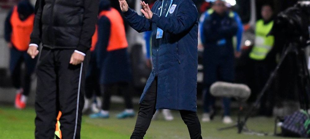 "U CRAIOVA - SEPSI 1-1 | Mangia a izbucnit dupa partida: ""Trebuie sa fim mai mult RESPECTATI! Nu imi place cand arbitru e protagonistul!"""