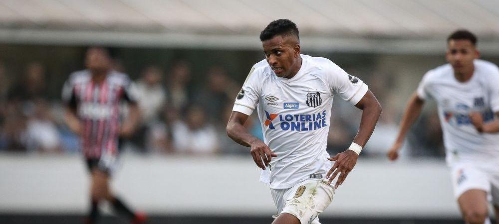 S-au inteles cu noul Neymar! Jucatorul care ajunge in iunie 2019 la Real Madrid: I-au facut contract de 45 de milioane de euro