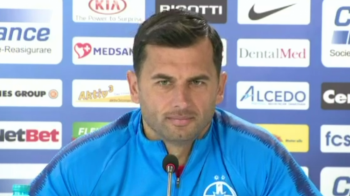 """Dinamo - FCSB   """"Nu fortez niciun jucator!"""" Dica lamureste problema accidentatilor! """"Mai bine Rusescu fundas decat unul care nu vrea sa joace!"""""""