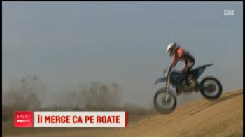 Romanca ajunsa campioana UNGARIEI pe motocicleta! Povestea ei e senzationala