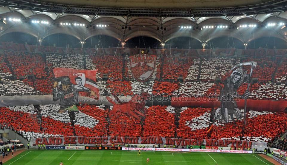 Dinamo - FCSB, LIVE 21:00 | Cate bilete s-au vandut pentru derby-ul de pe National Arena! Dinamovistii pregatesc o coregrafie spectaculoasa, sa-i intimideze pe stelisti