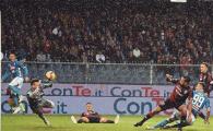"""""""A sfidat irealul!"""" Ionut Radu, EROU in Italia dupa meciul cu Napoli! """"Un reflex formidabil"""" pentru portarul de la U21"""
