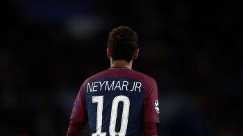 FOOTBALL LEAKS | Cat au platit cei de la PSG pentru prezentarea inedita a lui Neymar! Cat a costat sa lumineze Turnul Eiffel in culorile clubului