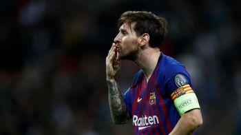 """Cum a venit Messi imbracat la stadion inainte de duelul cu Betis! Fanii au fost extaziati: """"De unde pot sa-mi iau si eu unul?!"""" VIDEO"""