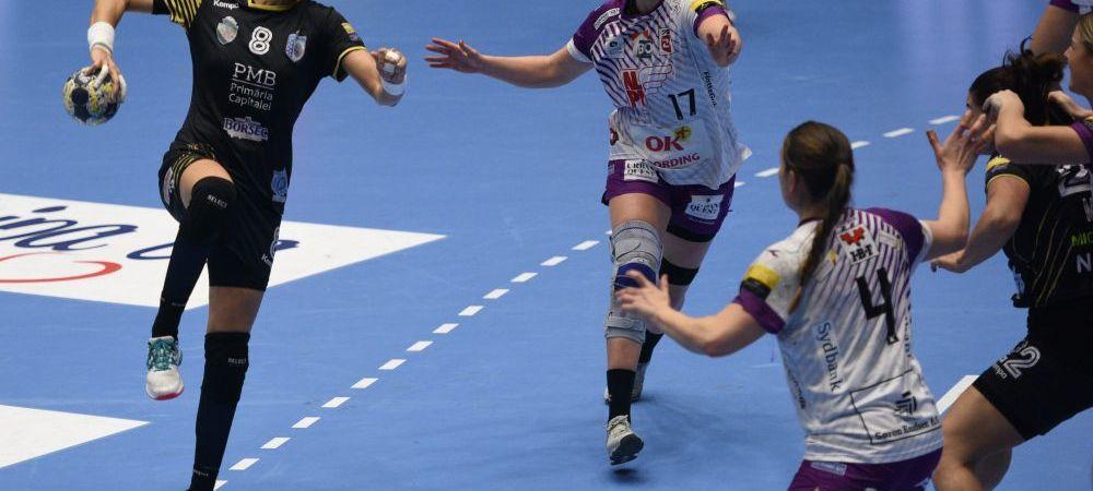 Meci Capital Csm Bucuresti Liga Campionilor Ferencvaros Aproape Victorie Colosala  Cristina Neagu Perfect