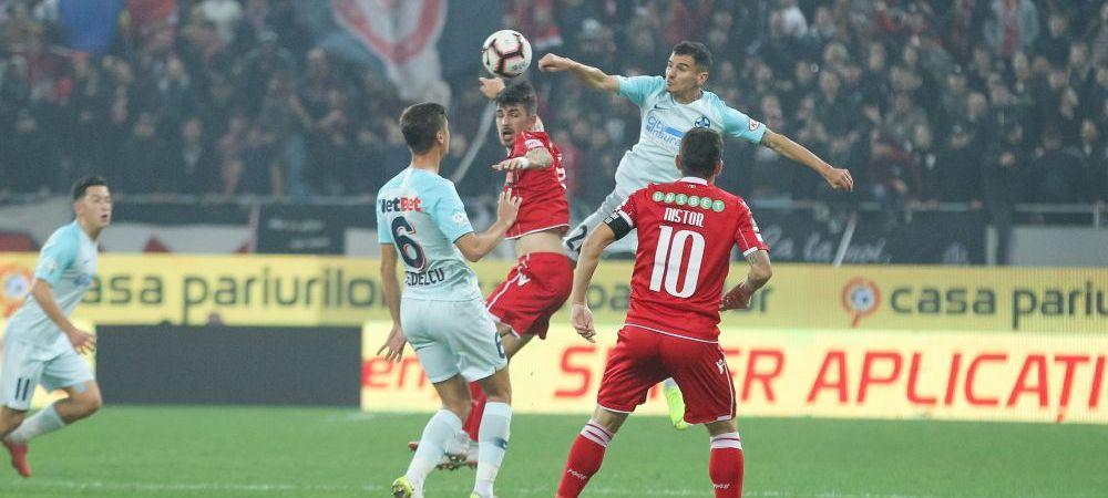 "DINAMO - FCSB 1-1 | Dinamovistii, dezmagiti dupa egalul din derby: ""Nu era un teren pe care sa poti sa combini! Trebuia sa castigam!"""