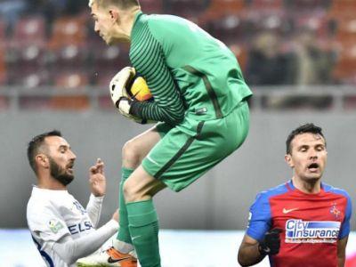 Anuntul facut de impresarul lui Iliev, portarul de nationala dorit de Becali la FCSB! In iarna, bulgarul intra in ultimele luni de contract