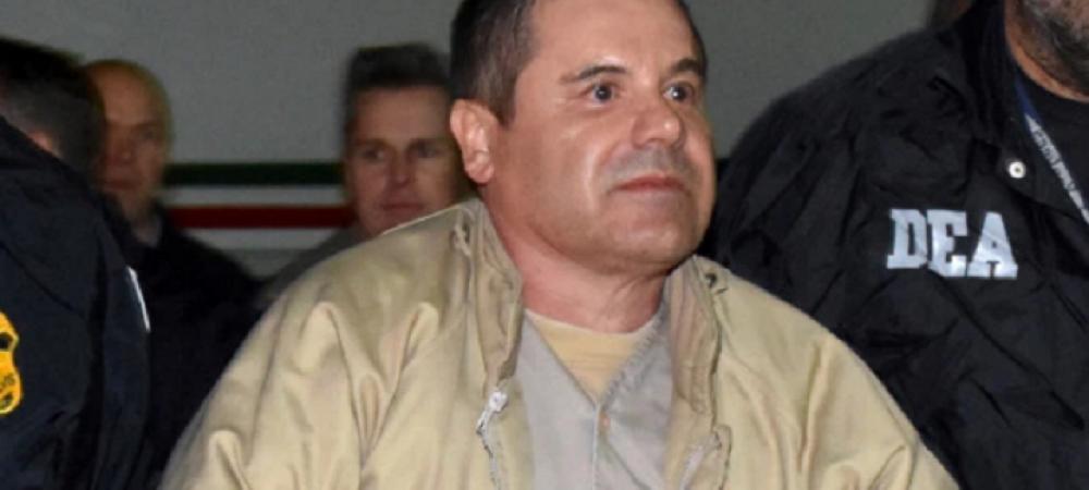 Suma uluitoare pe care El Chapo le-a promis-o celor 3 avocati pe care i-a angajat sa-l apere la proces! Unul dintre ei l-a aparat pe faimosul Gotti