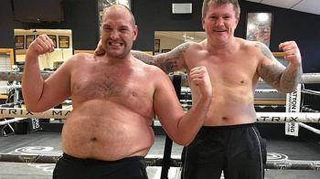 Transfomarea SOC a lui Tyson Fury! S-a ingrasat si a vrut sa se sinucida, acum si-a revenit COMPLET! FOTO