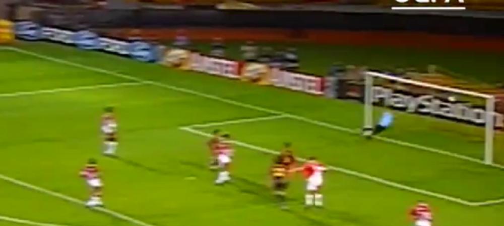 18 ani de la cel mai tare gol marcat de Hagi in Champions League! Lovitura dementiala care a ucis-o pe Monaco