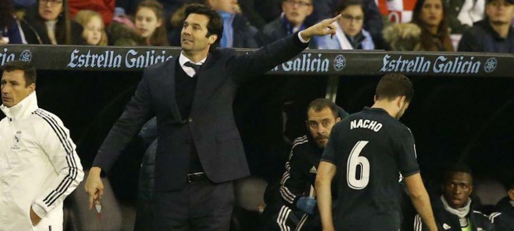 Solari nu mai e antrenorul interimar al lui Real Madrid. Anuntul facut de Marca