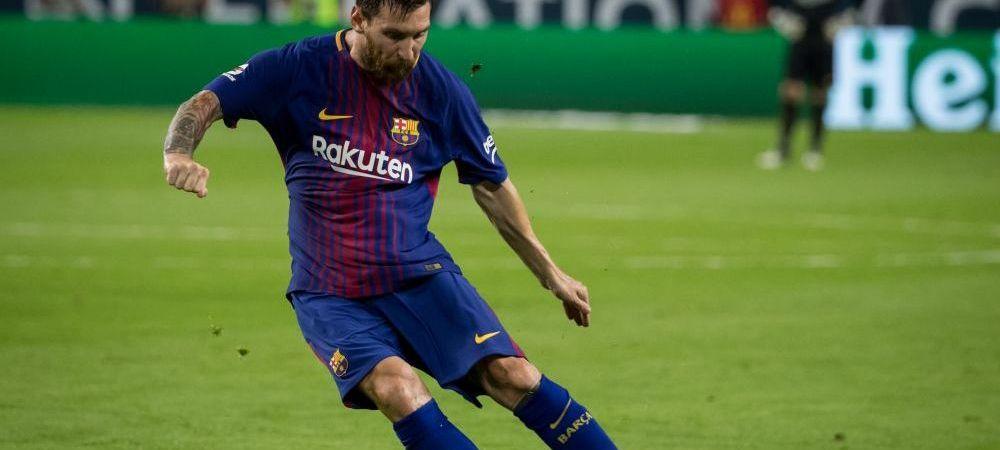 Are nevoie de o camera mai mare! Inca doua trofee pentru Messi dupa un sezon excelent in La Liga