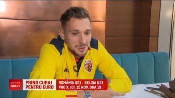 Viseaza sa devina campioni europeni! Eroul Radu si-a indeplinit un vis si s-a duelat cu Ronaldo in Serie A