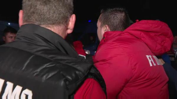 Nistor, luat in brate de un fan dupa derby-ul cu FCSB