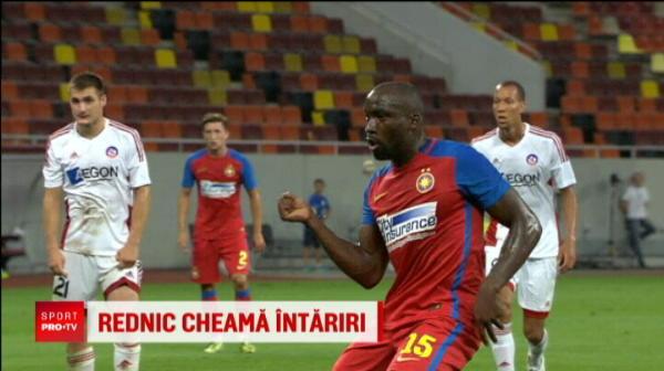 Fostul golgheter al Ligii I, dat afara de FCSB, vine sa o califice pe Dinamo in Play Off