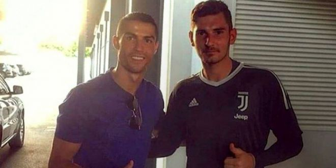 Primele intrebari pe care Cristiano Ronaldo i le-a pus lui Laurentiu Branescu:  Am vorbit cateva minute cu el!
