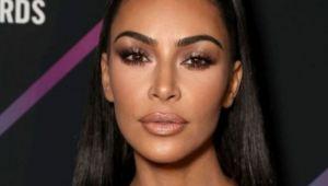 Kim Kardashian, iluzie optică pe covorul roșu. S-a văzut de parcă nu ar fi purtat nimic
