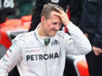 Sotia lui Schumacher RUPE TACEREA la 5 ani de la accident! Mesaj de ULTIMA ORA despre marele pilot