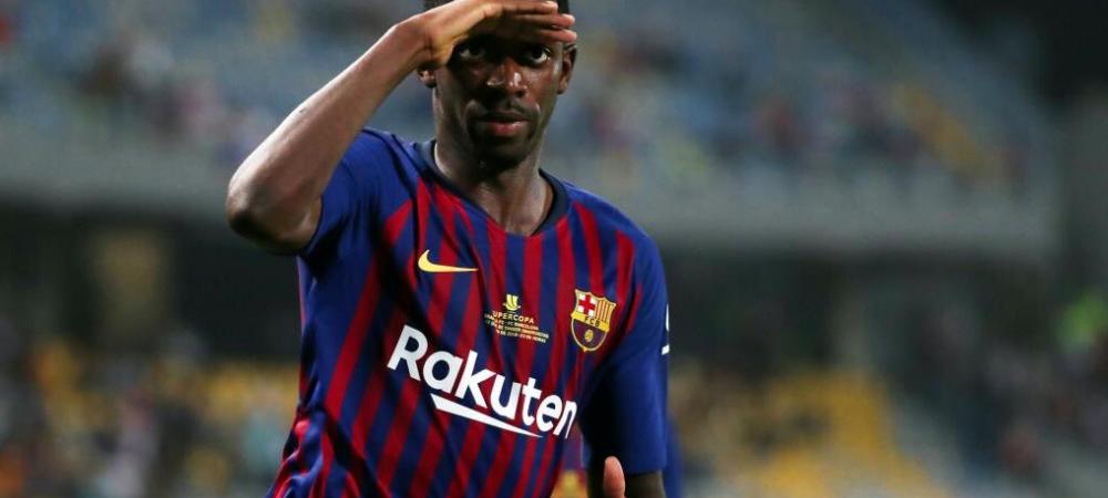 """ADEVARUL despre """"disparitia"""" jucatorului de 105 milioane de euro al Barcelonei! Reactia impresarului dupa criticile aduse"""