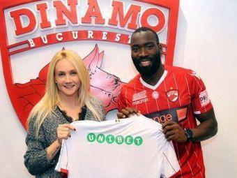 "OFICIAL   Tade, noul atacant al lui Dinamo! Fostul golgheter al Ligii I a venit sa ii duca pe ""caini"" in Play Off"