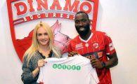 "OFICIAL | Tade, noul atacant al lui Dinamo! Fostul golgheter al Ligii I a venit sa ii duca pe ""caini"" in Play Off"