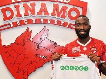 """Prima reactie a lui Tade dupa transferul la Dinamo: """"Sunt dornic sa joc din nou!"""" Mesaj special pentru logodnica sa"""