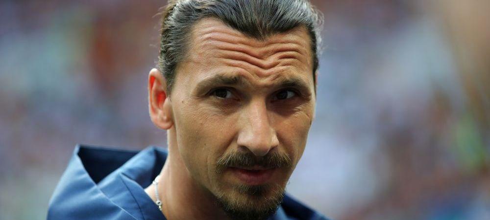 """Zlatan a ratat pentru al doilea an la rand titlul de cel mai bun fotbalist suedez! Fundasul lui Mourinho, de la United, i-a """"furat"""" trofeul"""