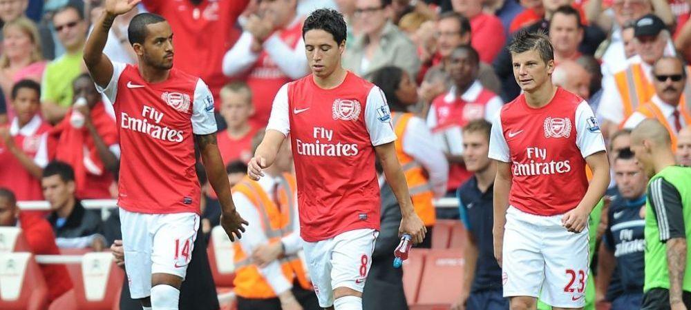 """Se retrage un fost star de la Arsenal! """"Magicianul cu fata de copil"""" nu si-a indeplinit visul de a juca la Barcelona"""