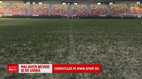 """O noua varianta pentru FCSB dupa inchiderea National Arena: """"Acolo este mereu gazonul impecabil!"""" Unde s-ar putea juca derby-ul cu CFR Cluj"""