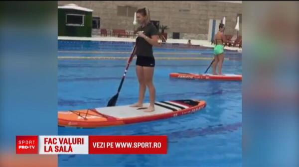 Cu ce exercitiu a ajuns Halep cea mai buna din lume la tenis! Unul dintre cei mai buni instructori din tara a ajutat-o