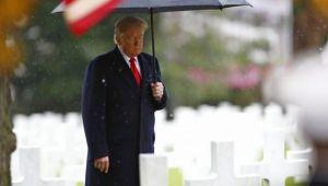 FOTO Donald Trump, ironizat de armata franceza