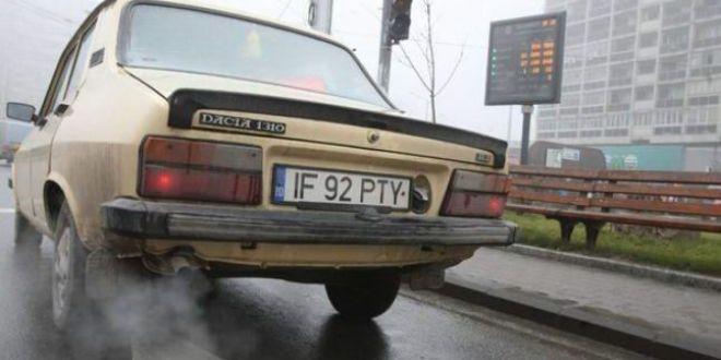 Masinile poluante ar putea fi interzise in Capitala. Ce modele sunt vizate