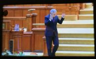 Cum explica Florin Iordache gestul obscen prin care a socat Parlamentul Romaniei