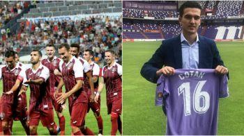 CFR negociaza cu Ronaldo un transfer! Anunt de ultima ora: campioana Romaniei vrea un jucator din La Liga